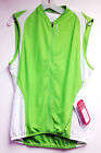 RPM S/L Sleeveless Cycling / Bike Jersey in Green by Sugoi