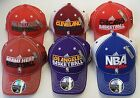 NBA Adidas Teams Assorted Official Flex Practice Graphic Curve Brim Cap Hat NEW! on eBay