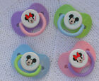PJs BABY DISNEY ♥ ♥ You Choose ♥ ♥ DUMMY PACIFIER + MAGNET 4 REBORN DOLL