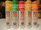 YES TO CARROTS Lip Butter C Me Smile ORGANIC Balm/Gloss *YOU CHOOSE* 2/2 New!