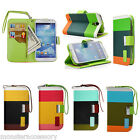 Lan Yard Wallet ID Pouch Hard Cover Case For Samsung Galaxy S IV 4 S4 i9500