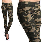 MOGAN Camouflage SKINNY JEANS - Cargo Jeggings