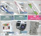 U CHOOSE  Jolee's PLANE RUSHMORE WHITE HOUSE SLOT HELICOPTER CAMERA 3D Stickers