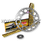 HUSABERG FE450 FE 450 2004 - 2008 THC CHAIN AND RENTHAL SPROCKET KIT