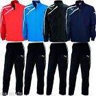 NEW PUMA SPIRIT WOVEN LEISURE TRAINING TRACKSUIT MULTI COLOUR UK SIZE
