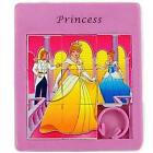 Pink Princess Slide Puzzles Girls Kids Childrens Party Bag Loot Pinata Fillers