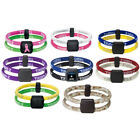 New Trion Z Magnetic Healthy Ion Infused Energy Dual Wrist Band Bracelet Golf $6.99 USD on eBay
