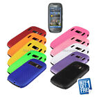 Perforated Back Shell Cover Case For NOKIA C7, C7-00, Buy 1 Get 1 FREE