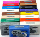 2 OUNCE BLOCK KATO POLYMER POLYCLAY CLAY BAR CHOOSE COLORS