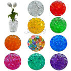 50 Bags Magic Crystal Soil Water Beads Ball For Flower Planting Vase Decor