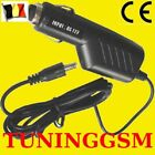CHARGEUR VOITURE/AUTO/ALLUME CIGARE 12/24V pour GPS TOMTOM Rider V1 (rond)