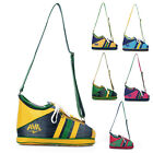 Cool Unisex Boys Girls Sneaker Shoes Shaped Shoulder Messenger Cross Body Bag