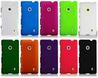 For Nokia Lumia 521 Cover Solid Hard Impact Protector Accessory Case
