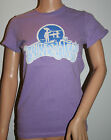 Hermosa - Women's White Water Adventures Lilac T-Shirt Size 8 Small New