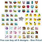 Childrens Boys/Girls Temporary Tattoos, Kids Party Bag Fillers/Toys