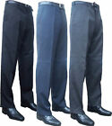 Mens Formal/ smart / casual trousers, W30-W48 with BELT