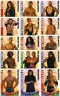 WWE Slam Attax Mayhem Topps CHAMPION *Choose Your Card*