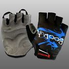Men's Outdoor Sports Ride Cycling Bike Bicycle Half Finger Gloves 4 Size XS~L
