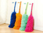 4Colors Microfiber Cleaning Feather Duster Magic Anti Static Dust Cleaner House