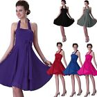 2013 Sexy Women's Formal Party Evening Bridesmaid Cocktail Short Dresses Gown