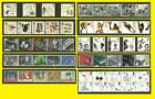 1996 All Commemorative Issues of Great Britain each Sold Separately Mint nh