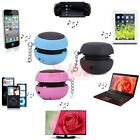 Mini Portable USB Rechargeable Hamburger Speaker for iPod iPhone tablet laptop