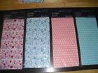 TISSUE PAPER 6 sheets 75cm * 50cm VARIOUS COLOURS WRAPPING CRAFT