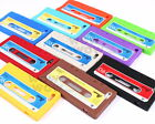1 Pcs Cassette Tape Silicone Soft Case Cover For Apple iPhone 5 5G 5S + Film