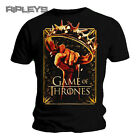 Official T Shirt GAME OF THRONES Stark CROWN Logo All Sizes