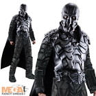 Deluxe General Zod Fancy Dress Villian Mens Superman Man of Steel Adult Costume
