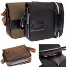 Black Green Ultimate Addons Messenger Shoulder Bag for Acer Iconia W3 Tablet