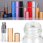 5ml Mini Refillable Metal Atomiser Perfume Spray For Holiday Handbag