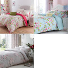 Catherine Lansfield Signature Canterbury Floral Duvet Cover Set