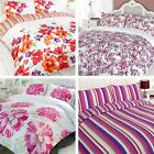 Duvet Quilt Cover Bedding Set Single Double King Kingsize Super Size Supersize