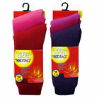 Girls Red Tag thermal socks 3 pair pack 1.20 tog rating
