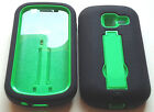 Samsung Galaxy Centura SCH-S738C Phone Case with BUILT IN SCREEN PROTECTOR