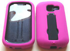 SAMSUNG Galaxy Centura S738C SCH-S738c Phone Case with BUILT IN SCREEN PROTECTOR