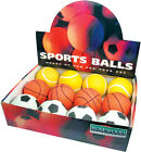 ROSEWOOD RUBBER SPORTS BALL FOR DOGS 20118 puppy toy football basketball tennis