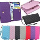 Pretty Flip Leather Handbag Wallet Case Cover For iPhone 5G 5S 5C iPod touch 5