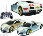 1:10 RC Bugatti Veyron Remote Radio Controlled Toy Car with Rechargeable Battery