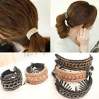 Fashion Korean Style Women Girl Jaw Clip Ponytail Clip Holders Hair Accessories