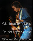 Billy Gibbons Photo ZZ Top 11x14 Concert Photo in 1973 by Marty Temme 2
