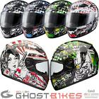 THH TS-39 #12 ANARCH FULL FACE MOTORCYCLE MOTORBIKE CRASH HELMET LID GHOSTBIKES