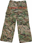 Kids New MTP / Multicam Match Camouflage Trousers Shirt / HMTC Camo All Sizes