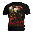 Official T Shirt Texas Chainsaw Massacre Leatherface FRENCH POSTER All Sizes