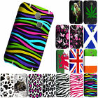 FOR SAMSUNG CHAT CH@T335 S3350 NEW PRINTED HARD BACK PROTECTION FITS CASE COVER