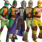 Classic Child TMNT Fancy Dress Costume & Mask Kids Teenage Mutant Ninja Turtles