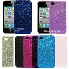 Sparkle Shiny Bling Glitter Hard Snap On Case Protector Cover For iPhone 5C