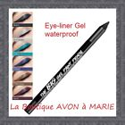 EYE TATOO LINER GEL crayon contour des YEUX Big Paint Pencil Waterproof AVON