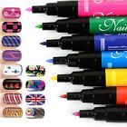 Nail Art Pen Painting Design Tool Drawing Gel Made Easy 16 colors to Choose ItS7